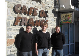 Caf de france oss ja restaurant oss ja station verte - Osseja francia ...